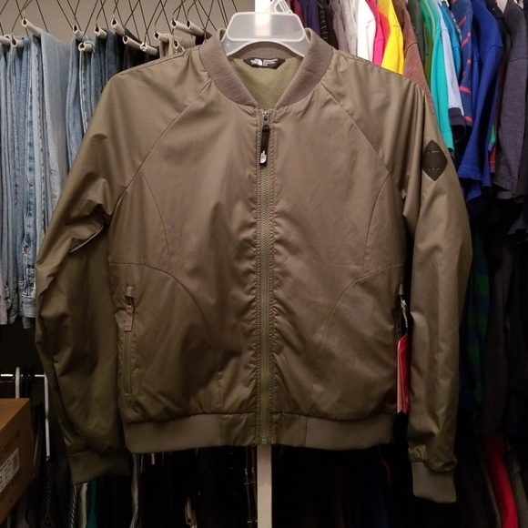 a73d7feee The North Face Jackets & Coats | Womens Flurry Wind Bomber Jacket ...
